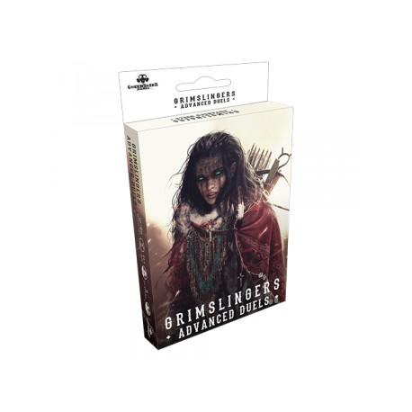 Grimslingers: Advanced Duels (Inglés)