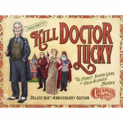 Kill Doctor Lucky (Anniversary Edition) (Inglés)