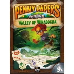 Penny Papers: El Valle de Wiraqocha