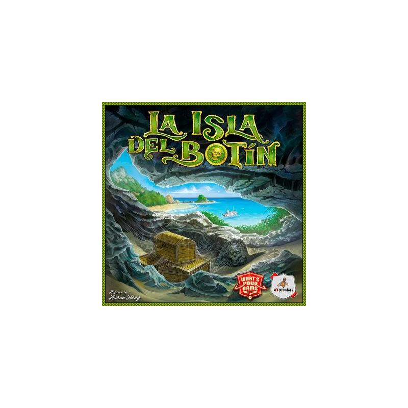 [Pre-Venta 09/2018] LA ISLA DEL BOTÍN