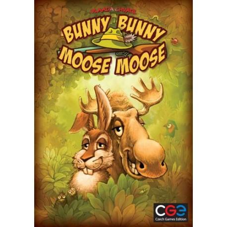 Bunny Bunny Moose Moose (Inglés)