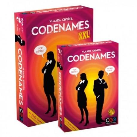 Codenames XXL (Inglés)