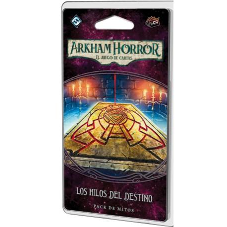 Arkham Horror: El juego de cartas Campaña El camino a Carcosa. Ecos del pasado