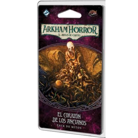 Arkham Horror El juego de cartas - Campaña La era olvidada: El corazón de los ancianos