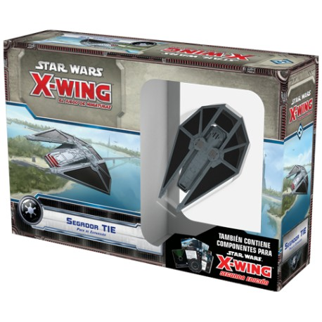 Star Wars X-wing: Segador TIE