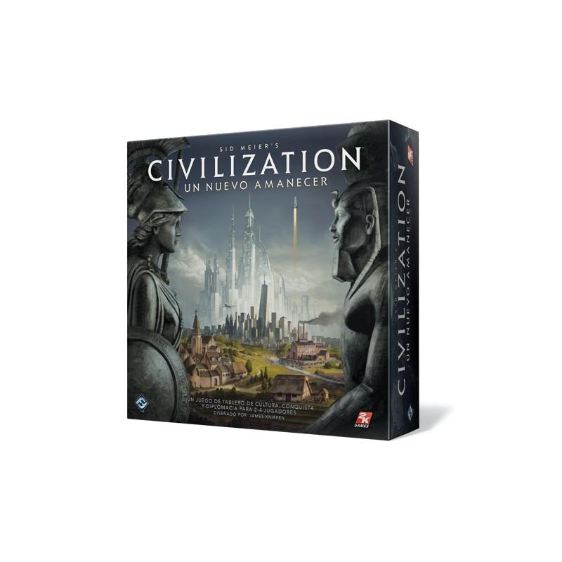 [Pre-Venta 09/2018] Sid Meier's Civilization: Un nuevo amanecer