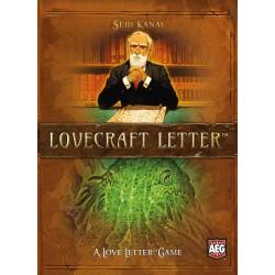 Lovecraft Letter (Inglés)