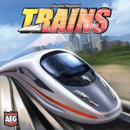 Trains (Inglés)