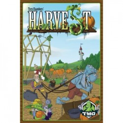 Harvest (Inglés)