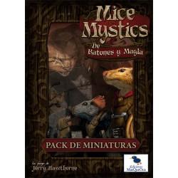 Mice and Mystics (De Ratones y Magia) Español PACK DE MINIATURAS