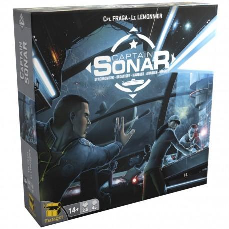 Captain Sonar (Inglés)