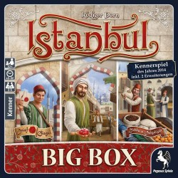 Istanbul Big Box (Inglés)