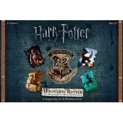 Harry Potter Hogwarts Battle- The Monster Box of Monsters Expansion (Inglés)