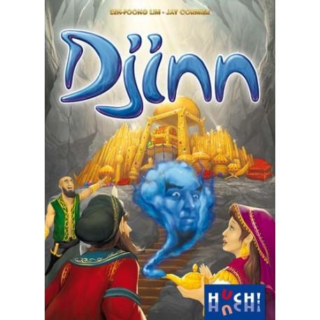 Djinn (Inglés)