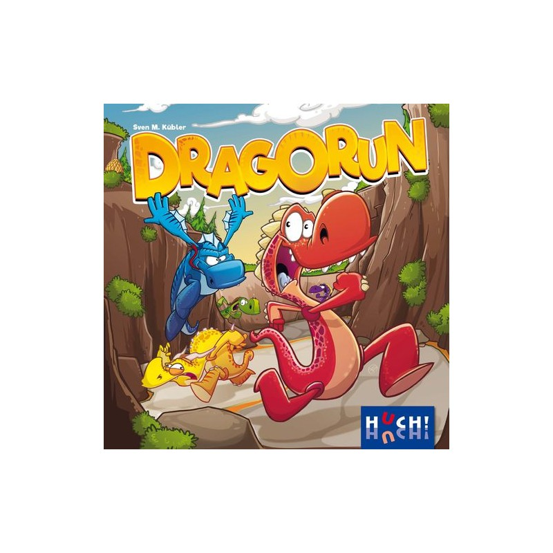 Dragorun (Inglés)