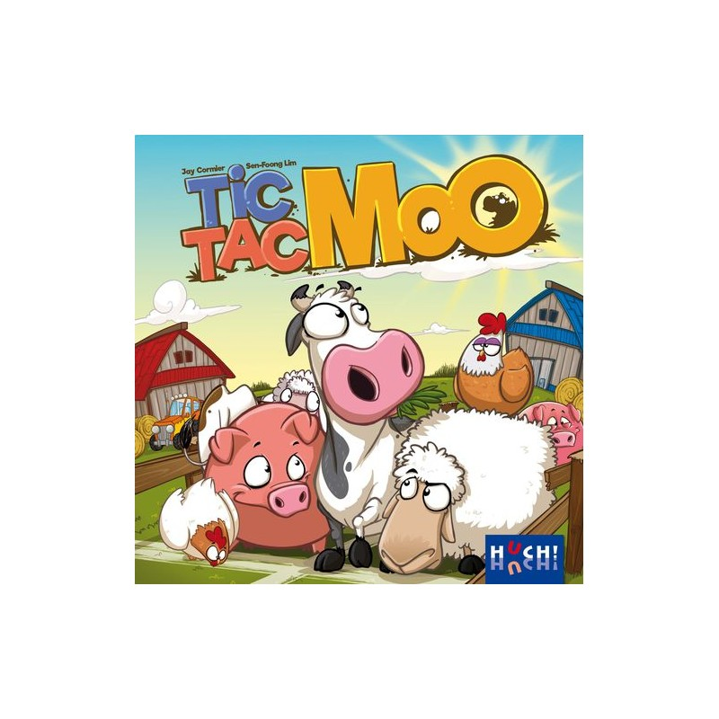 Tic Tac Moo (Inglés)