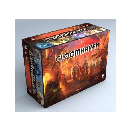 Gloomhaven 2nd Edition (Inglés)