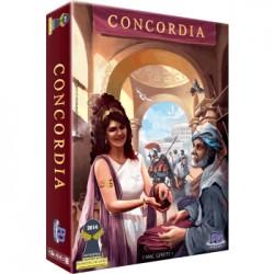 Concordia (Inglés)