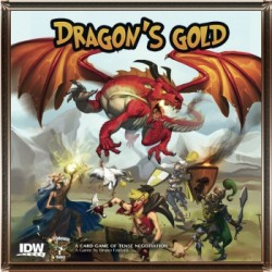 Dragon's Gold (Inglés)