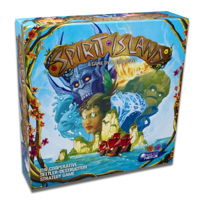 Spirit Island (Inglés)