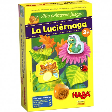 Mis primeros juegos: La Luciérnaga