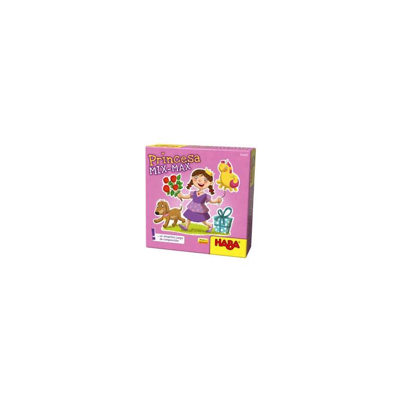 Princesa Mix-Max (Español)