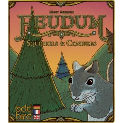 Feudum: Squirrels & Conifers (Inglés)