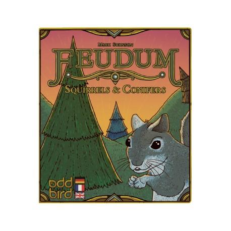 Feudum: Squirrels & Conifers (Inglés)