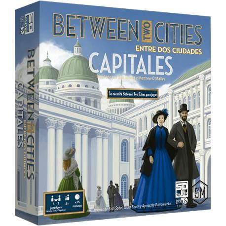 Between Two Cities: Capitales (Expansión)