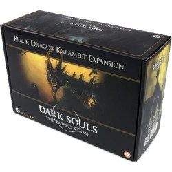 Dark Souls: The Board Game -  Black Dragon Kalameet Expansion (Español/Multi-idioma)