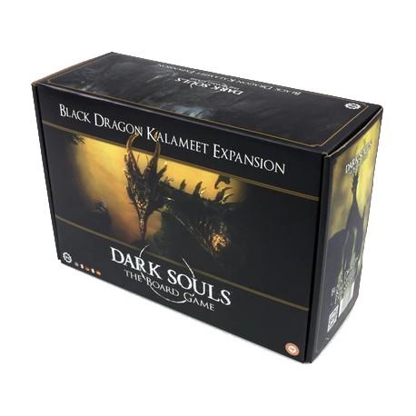 Dark Souls: The Board Game -  Black Dragon Kalameet Expansion (Español/Multi-idioma)