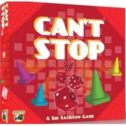 CAN'T STOP (Inglés)
