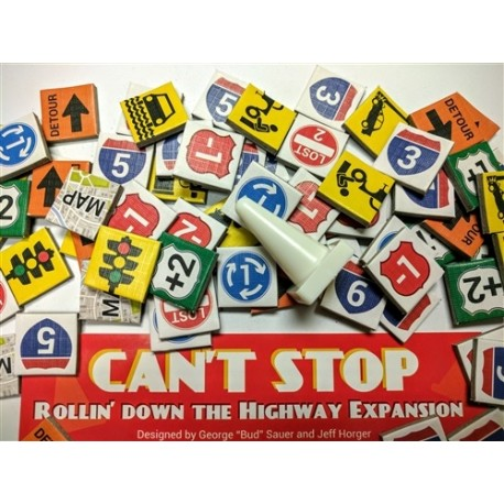 CAN'T STOP: ROLLIN' DOWN THE HIGHWAY EXPANSION (Inglés)