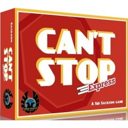 CAN'T STOP EXPRESS (Inglés)