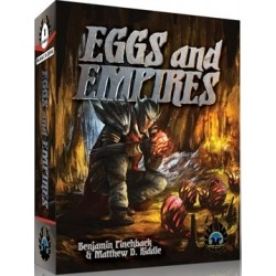 EGGS AND EMPIRES (Inglés)