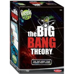 Geek Out! Big Bang Theory (Inglés)