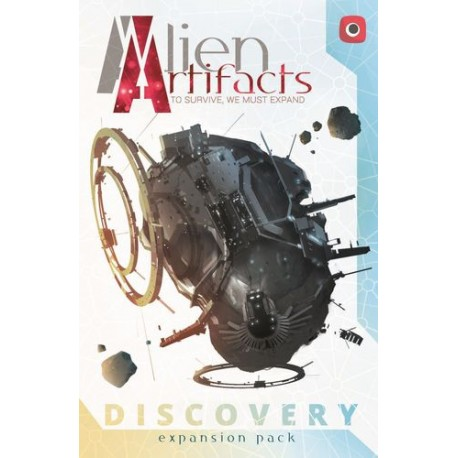 Alien Artifacts: Discovery (Inglés)