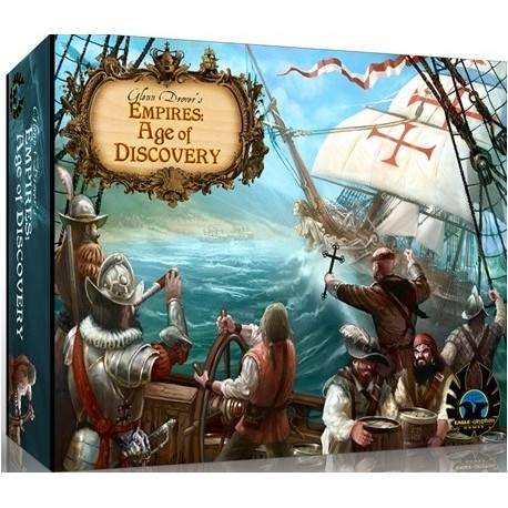 EMPIRES: AGE OF DISCOVERY - DELUXE UPGRADE PACK (Inglés)