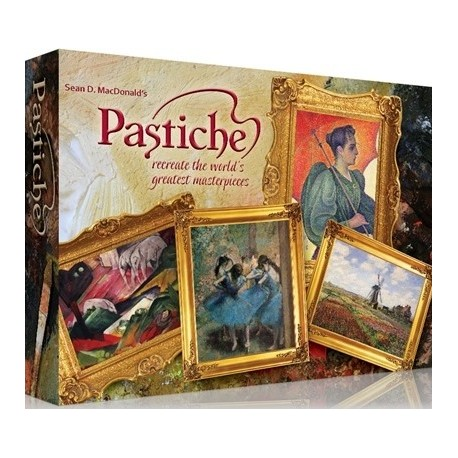PASTICHE: INTERNATIONAL EDITION (Inglés)