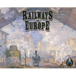 RAILWAYS OF EUROPE (2017 EDITION) (Inglés)