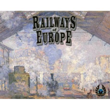 RAILWAYS OF EUROPE (2017 EDITION) (Inglés)