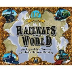 RAILWAYS OF THE WORLD (10TH ANNIVERSARY EDITION) (Inglés)