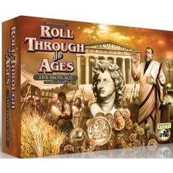 ROLL THROUGH THE AGES: THE IRON AGE (Inglés)