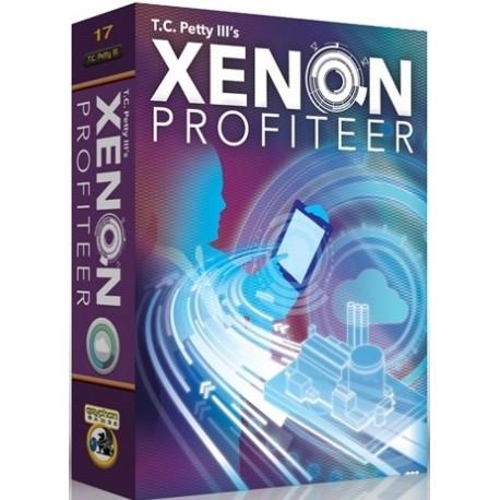 XENON PROFITEER: GRYPHON BOOKSHELF EDITION (Inglés)
