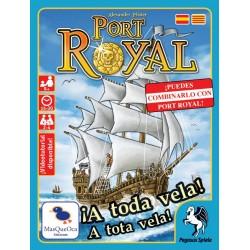 [PRE-VENTA 30/07/2018] Port Royal A Toda Vela