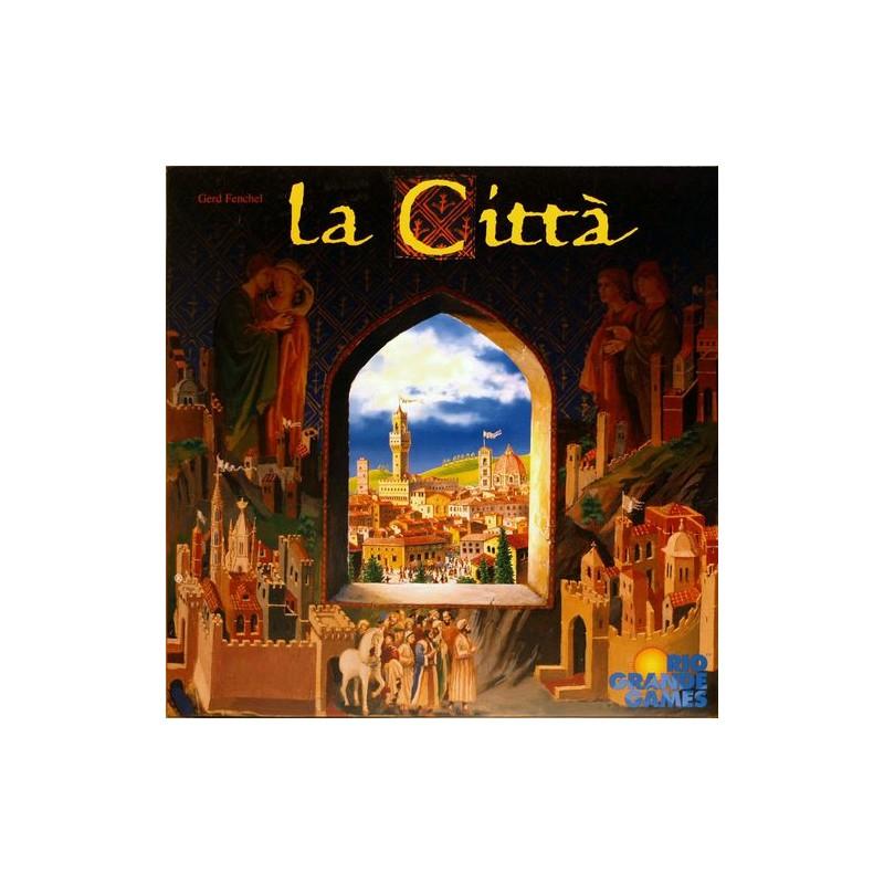 La Citta (Inglés)