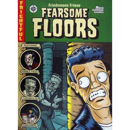 Fearsome Floors (Inglés)