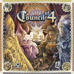 Council of 4 (Inglés)