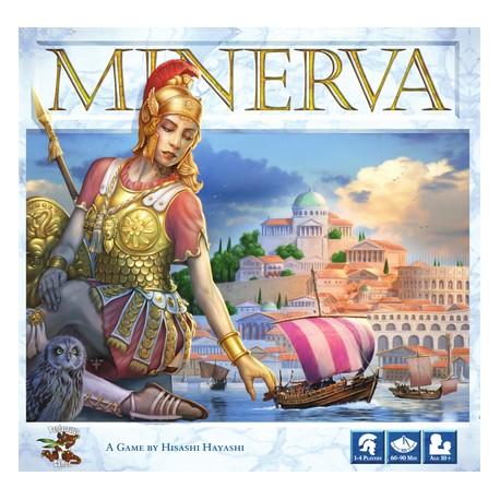 Minerva (Inglés)