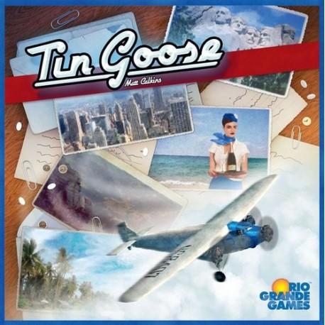 Tin Goose (Inglés)